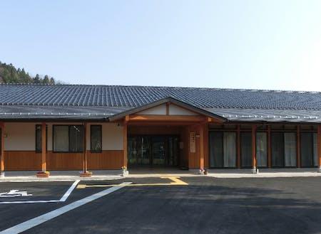 拠点施設の竹野南地区コミュニティセンター