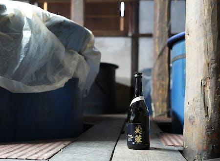 芙蓉酒造の純米吟醸ツクヨミ2016  妖艶な月のような味わい