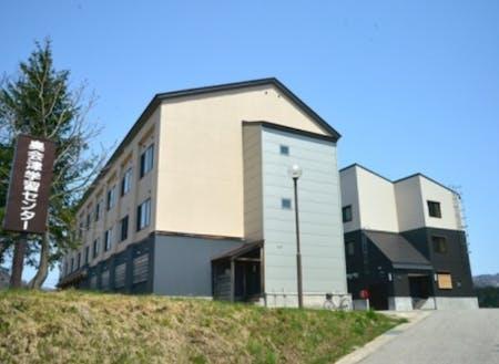 学生寮『奥会津学習センター』はきれいな女子寮も新設されました