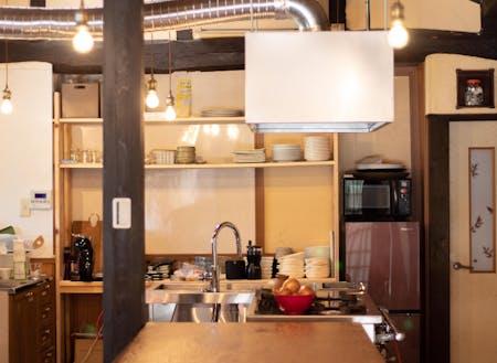 レンタルスペース・キッチン