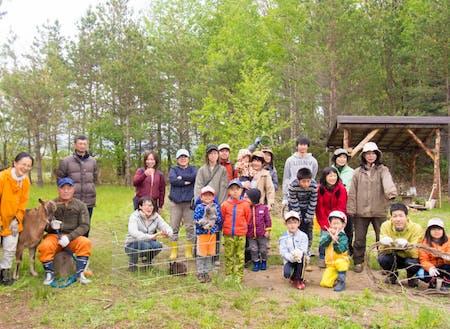 高校生まで一貫して行われている森林環境教育。森林資源はもちろん、下川にゴロゴロ転がっている素材を使えば、教育にもイノベーションを起こせる!