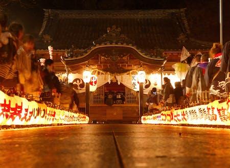 毎年2月に行われるヤーヤ祭り