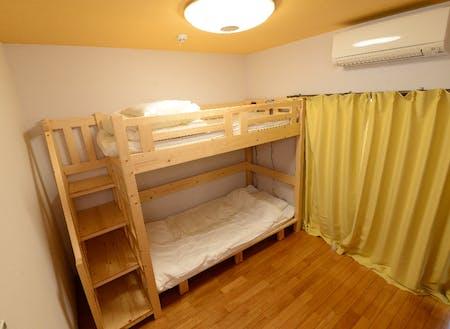 GUEST HOUSE HOTARUのゲストルーム