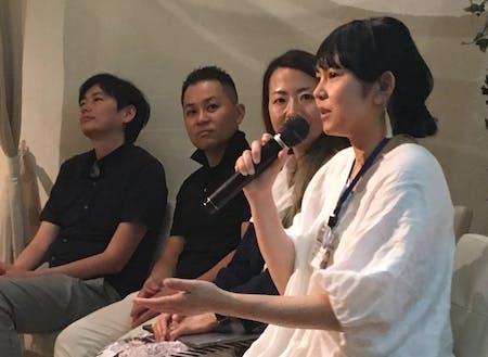 案内人:栃澤 まどか / 元・地域おこし協力隊