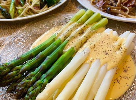 寒暖差が大きいので、どの野菜も糖度が高くて瑞々しいです。