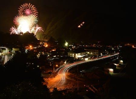 五百年続く伝統の祭り「江尾十七夜」