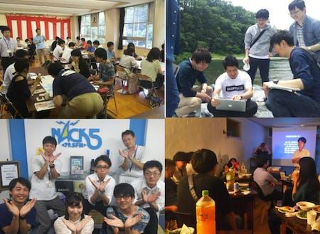 寄居若者会議プロジェクトの活動内容