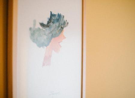 画家・山口一郎さんの作品