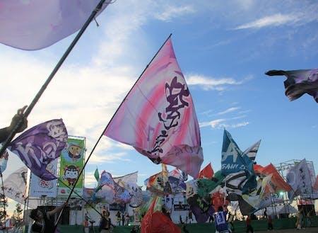 全国からソーラン節の踊り手が集う「かみす舞っちゃげ祭り」