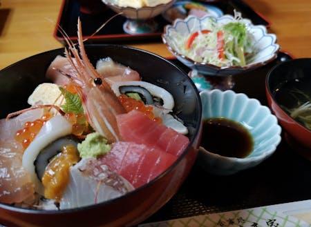 外で食べても美味しい海鮮