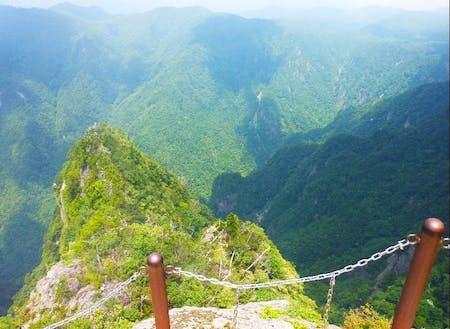 日本百名山、吉野熊野国立公園、ユネスコエコパーク「大台ヶ原」