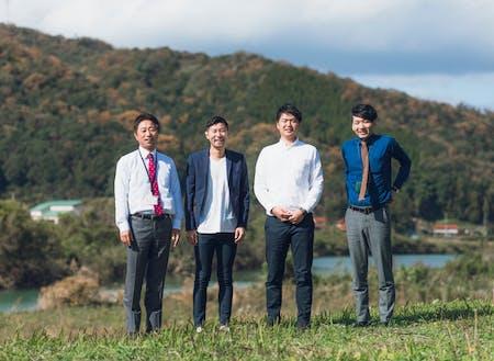 雲南市とカタリバは「ワンチーム」としての協働関係を築いてきました