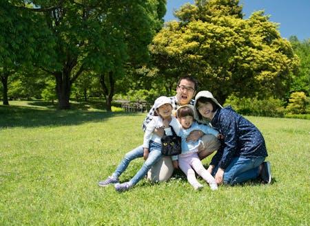 那珂市にお住まいのご家族。皆さん穏やかな方ばかりです!