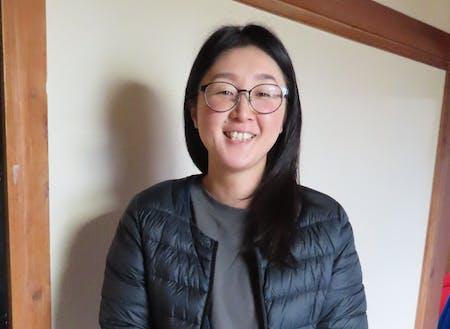 今回のゲストは、commune AOMUSHI㈱の横澤栄美さん