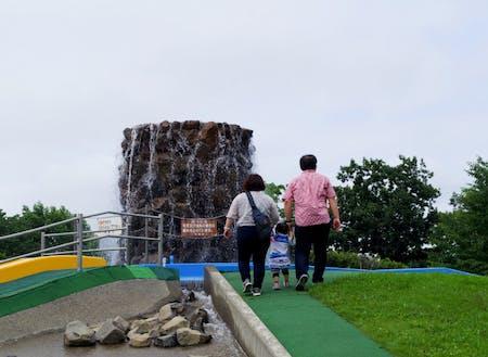 町内には、手入れの行き届いた公園が点在しています