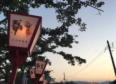 大川平は「寒い」町。でも「あたたかい」町です。
