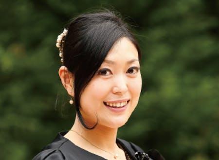レポーターは因幡尚子さん