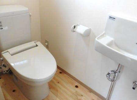 お風呂やトイレは清潔感がある