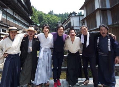 株式会社銀山荘 代表取締役 小関 健太郎さん