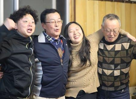 宮本妃菜さん(株式会社ロッツ)※右から2番目の女性