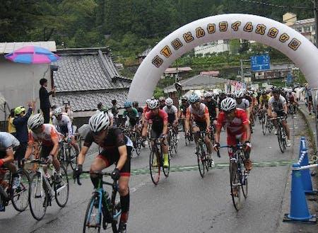 第17回 ヒルクライム大台ヶ原since2001。全国・海外からのサイクリストをお迎えしています!