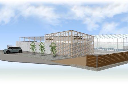 建設予定のまつも養殖場