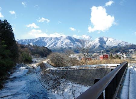 青木村の豊かな自然!