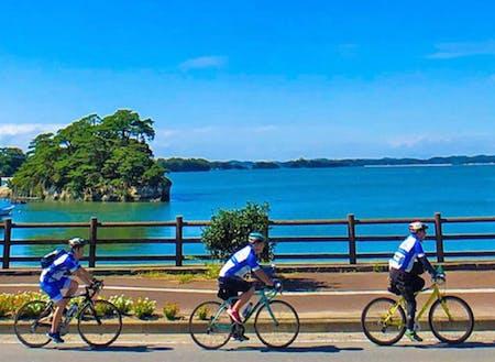 サイクリングしたくなる風景は目の前にいつも。