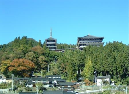 文化香る町、「村岡」