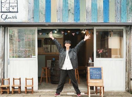 香美町まちなか移住相談室の伊藤です!お待ちしています!