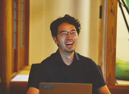 東京都出身の坂田さん。移住者が楽しめる企画を考えるのが得意。