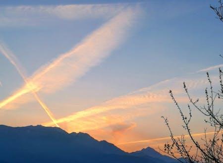 窓からは鳳凰三山や甲斐駒ヶ岳、富士山が毎日