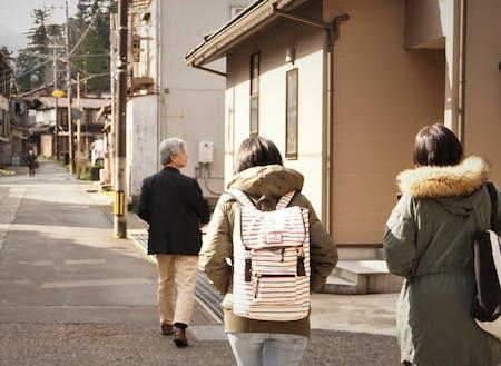 地域をご案内する「移住体験ツアー」、あなたの合うオーダーメイド式