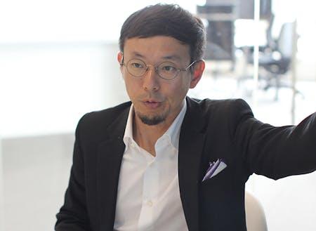 パネリスト:面白法人カヤック代表・柳澤大輔