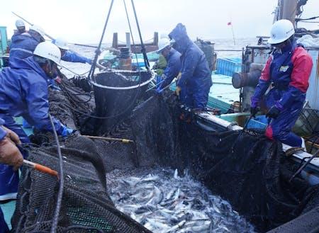 """""""雇用型の漁師""""という選択肢も。"""
