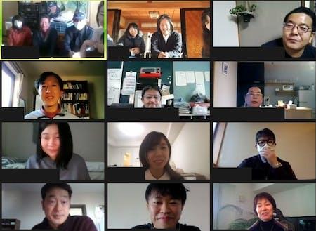 オンラインで関係性を深める地域住民と都市住民(島根県大根島)