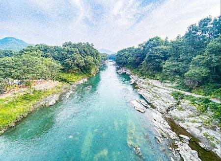 長瀞町は川を中心とした自然やアウトドア資源が豊富な町です。